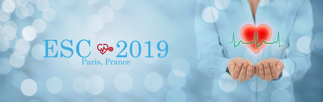 ESC 2019 – European Society of Cardiology